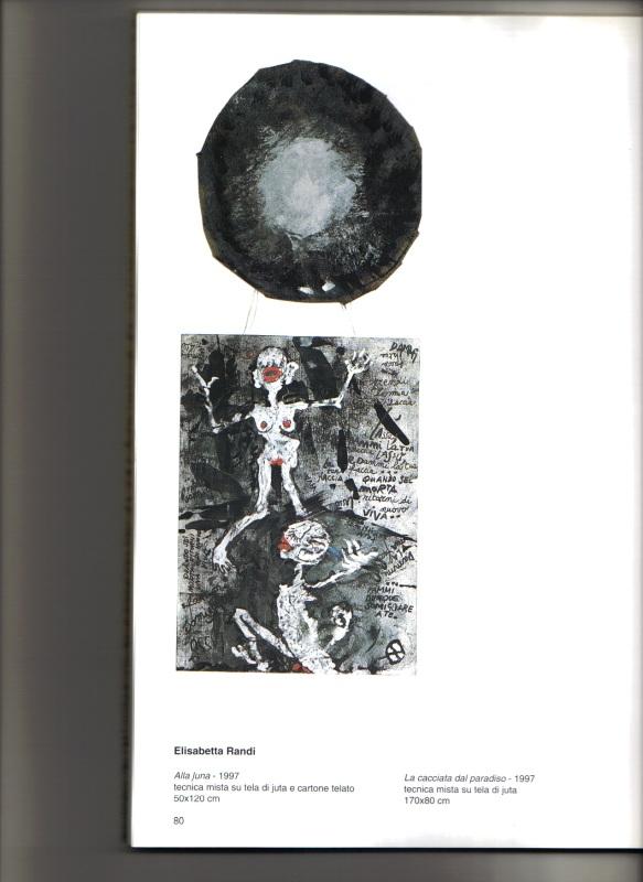 Alla luna -foto catalogo